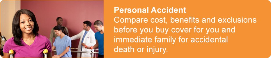 Personal Accident Cover